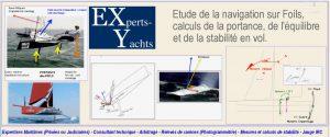Jean Sans, Expert maritime